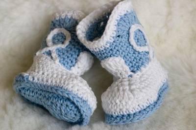 Пинетки, носочки, тапочки - для детей 599012_m