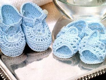 Пинетки, носочки, тапочки - для детей 599117_m