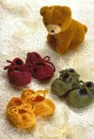 Пинетки, носочки, тапочки - для детей 599163_s
