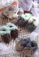 Пинетки, носочки, тапочки - для детей 599184_s