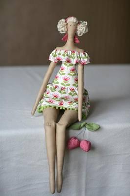 Кукла Тильда - МК и выкройки 606625_m