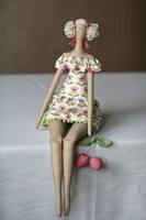 Кукла Тильда - МК и выкройки 606625_s