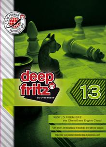 (Deep) Fritz 13 [Repack] от minutka15