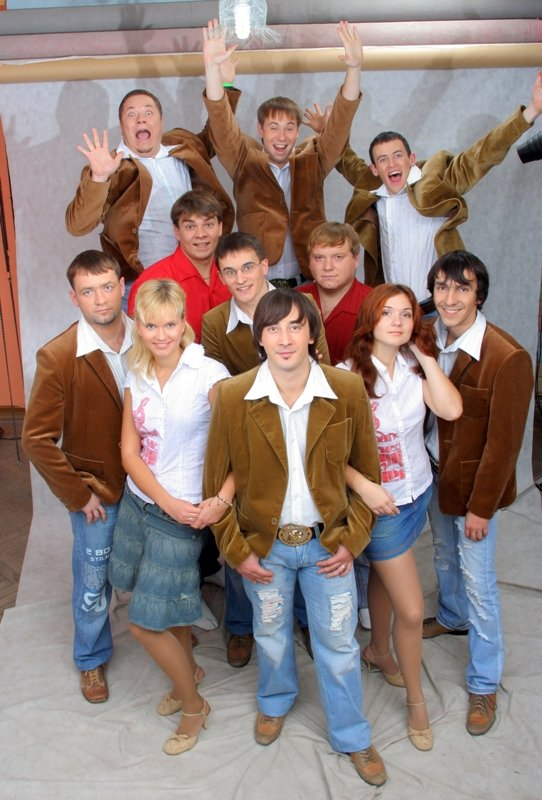СОК (Самара), КВН-нарезка [2007-2008 г., КВН, SATRip]