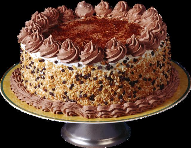 Фотоклипарт торт