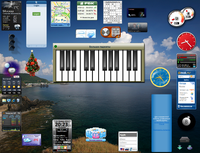 Сборник Гаджетов для Windows 7 / XP / Vista (2009-2012)
