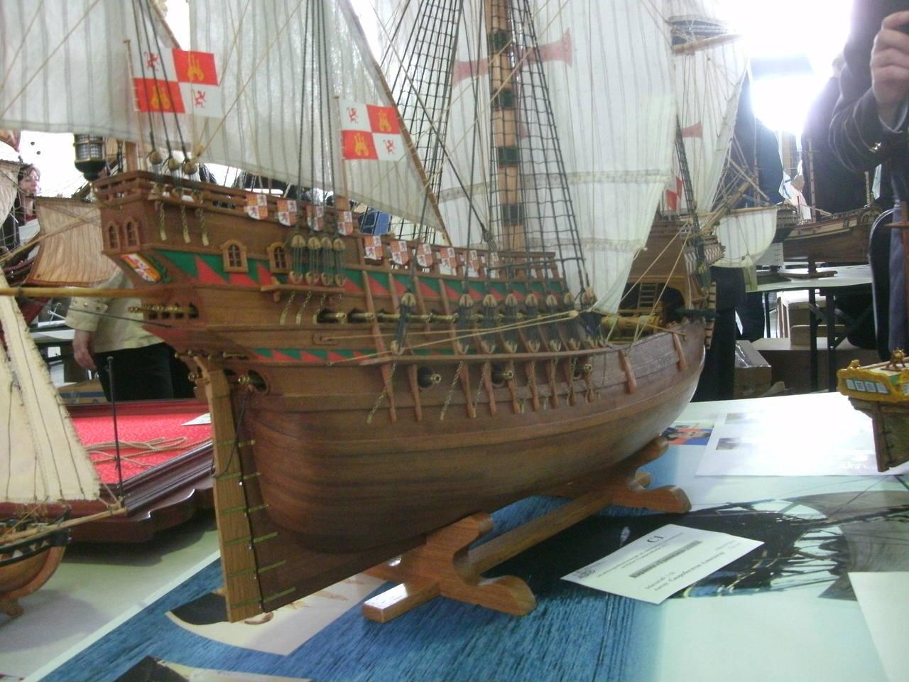 Испанский линейный корабльсантисима тринидад