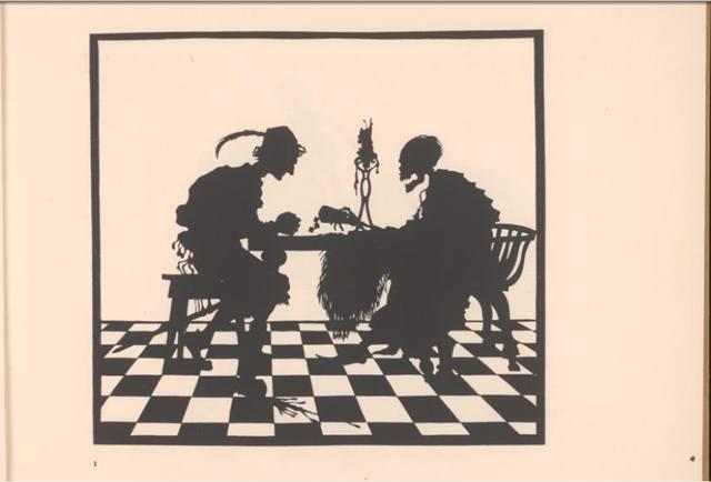 Tod und der Spieler