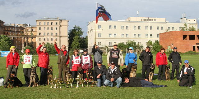 НЕВСКИЙ IPOдром-2012