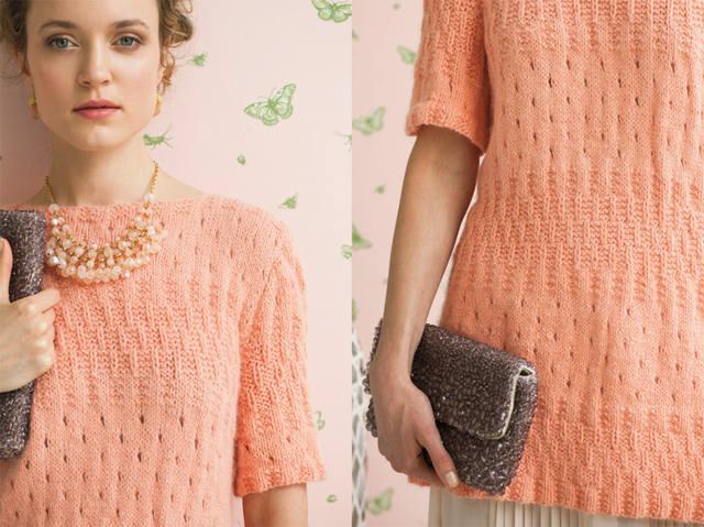 кофт и свитеров 2012 года
