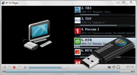 Simple iptv player - 24344