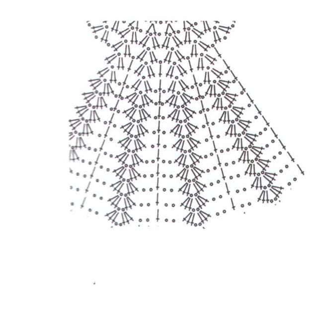 Схемы с расширением для юбок