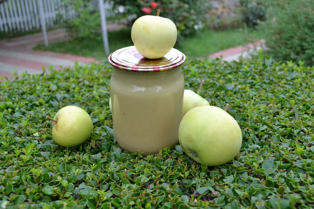 Рецепт приготовления яблок белый налив пюре тюнинг авто моделей 2106