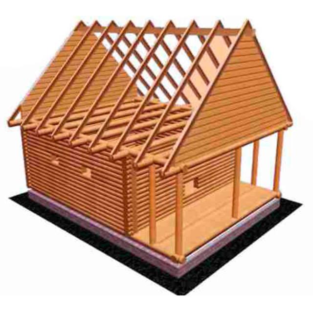 крыша дома - проектирование