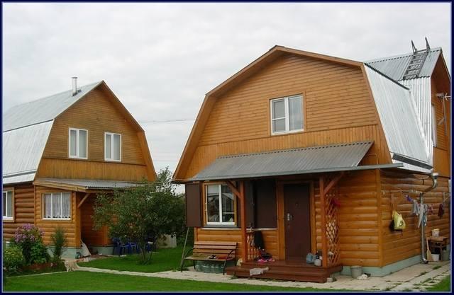 дачные домики - строительство