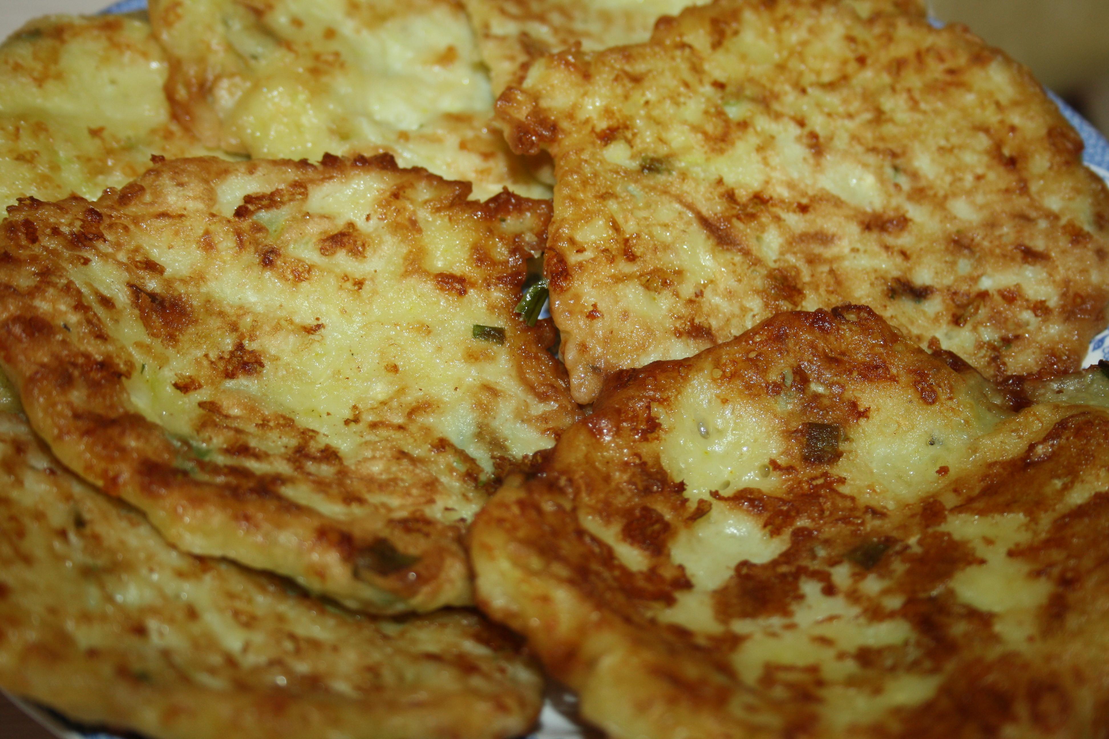 Оладьи с сыром рецепт пошагово