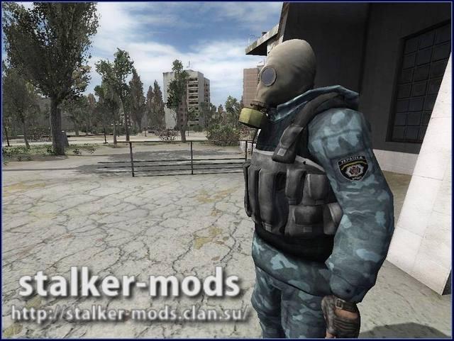 сталкер новые модели игроков