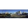 24 микрорайон города Оренбурга, панорамная фотография