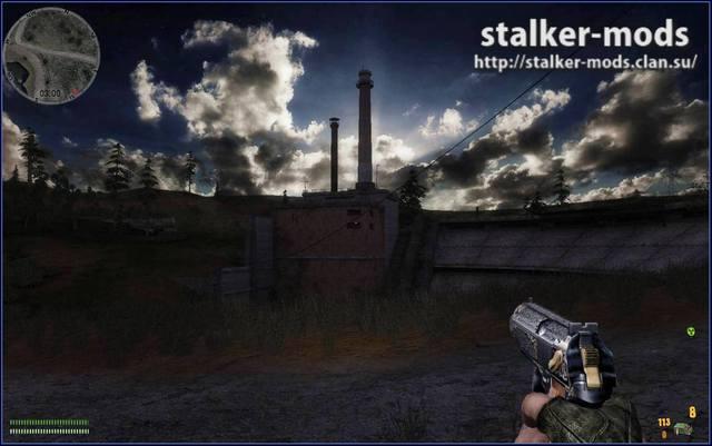 мод для игры сталкер зов припяти 2012 скачать
