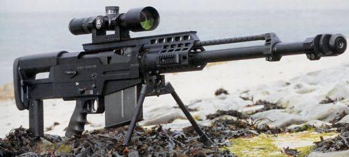 Снайперская винтовка dayz