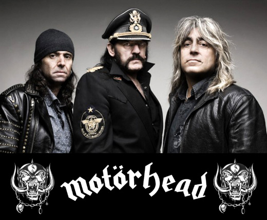 (Heavy Metal) Motorhead - дискография [1976 — 2011], MP3, 320 kpbs и ниже: Studio, Live.