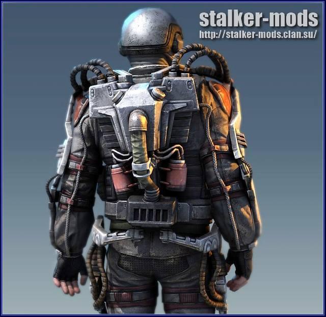 сталкер 2 новые модели