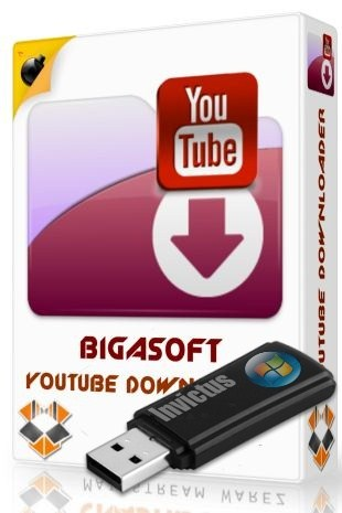 Bigasoft YouTube Downloader Pro 1.2.7.4623 Portable