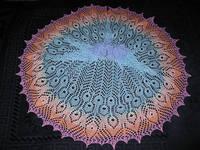 Шали, палантины, шарфы - Страница 2 897274_s