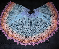 Шали, палантины, шарфы - Страница 2 897277_s