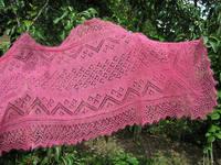 Шали, палантины, шарфы - Страница 2 897285_s