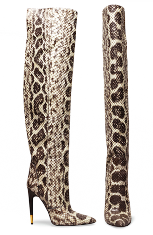 tom-ford-fall-2012-python-boots-rihanna