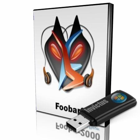 Foobar2000 v1.1.15 Portable (with plugins)