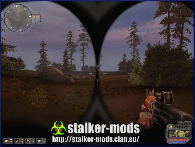 модификации к игре сталкер 2012