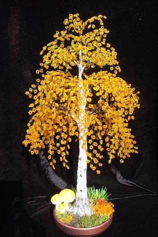 Береза поделки своими руками дерево