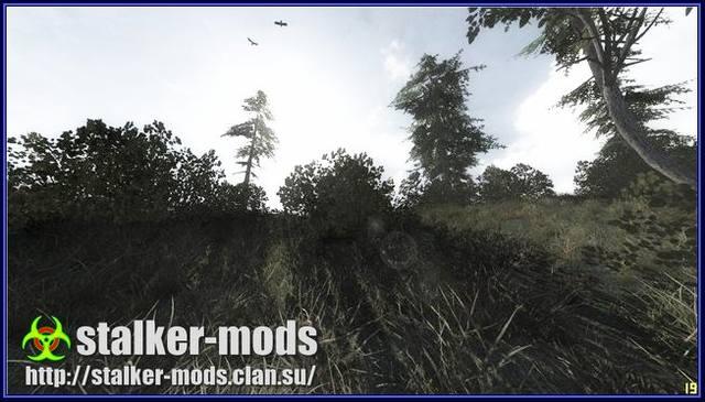 модификации сталкер