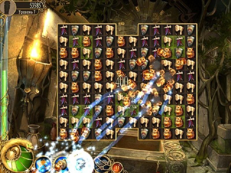 Скриншоты к игре Древнее пророчество инков (Для просмотра