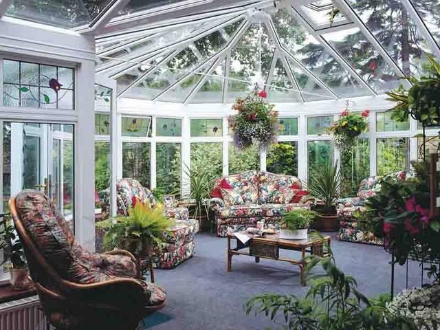 зимние сады: экслюзивное украшение загородного дома