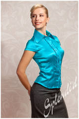 Купить Яркую Блузку В Самаре