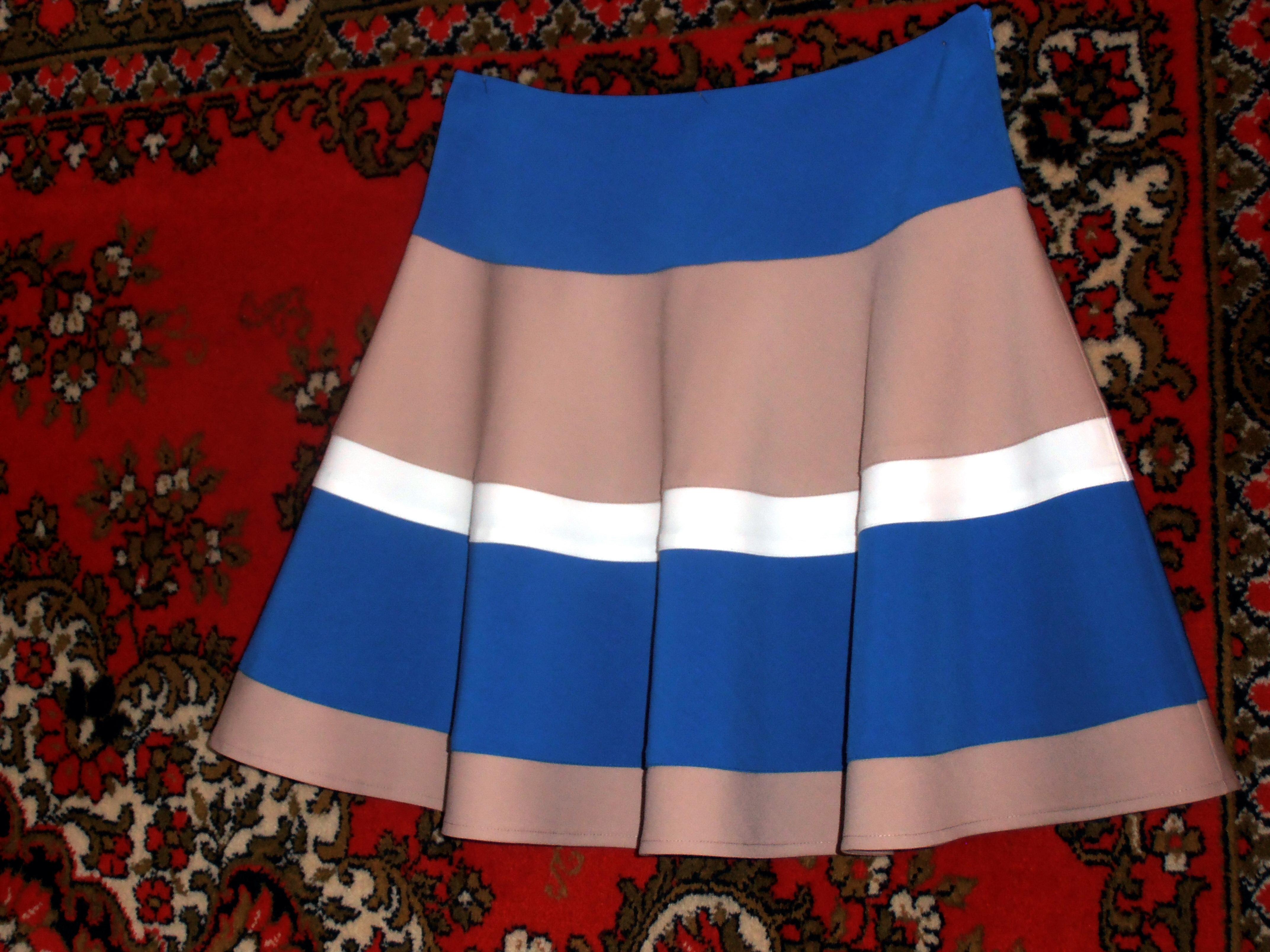 Как ушить юбку в талии своими руками