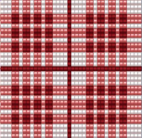 клетка белое с красным2