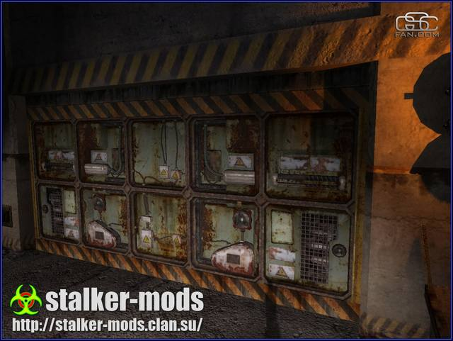 скриншот ворот из игры