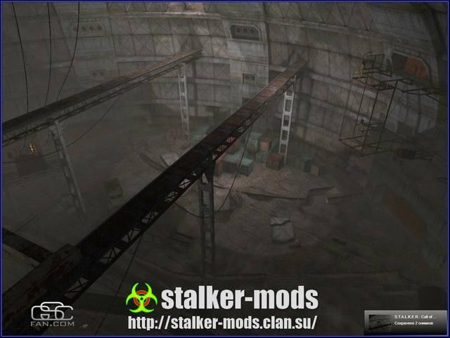 скриншот центрального зала