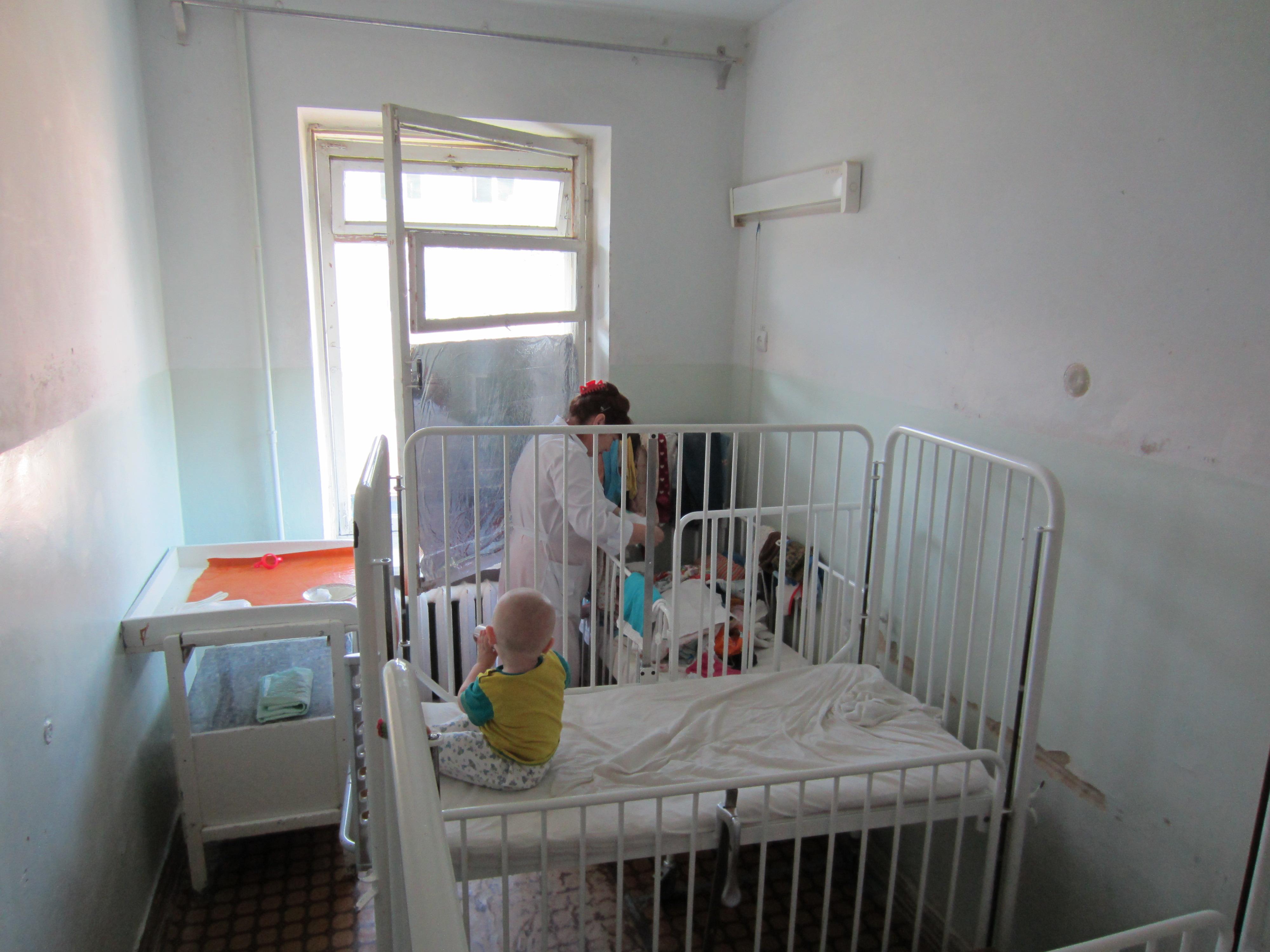 Дети отказники в больнице фото