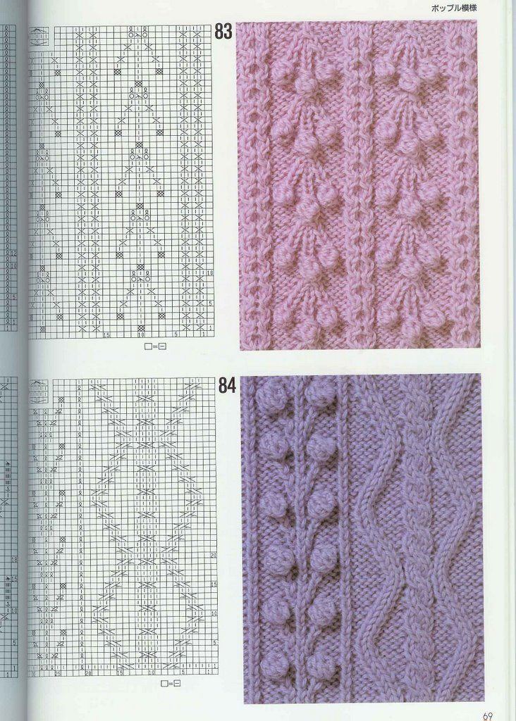 Knit patterns (56)