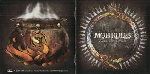 Mob Rules - Cannibal Nation 2012 (lossless)