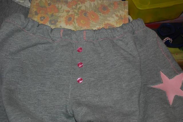 Спортивные штаны со звездами 1158666_m