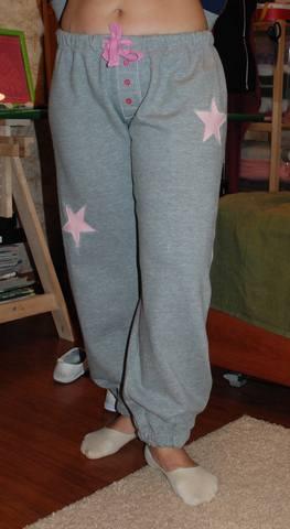 Спортивные штаны со звездами 1158832_m
