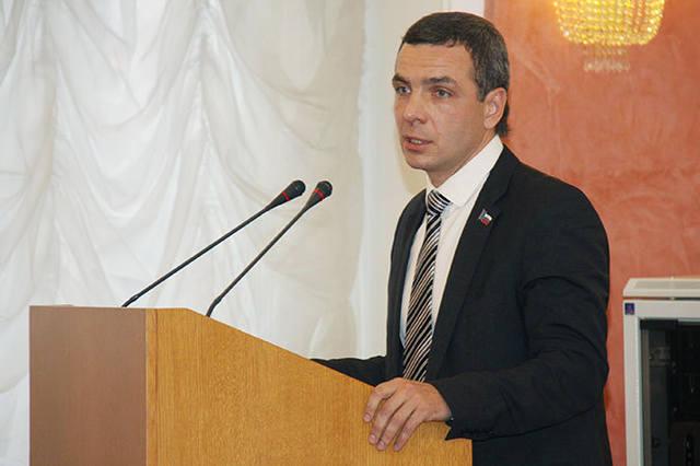 Алексей Малютин - новый председатель муниципалитета Ярославля.