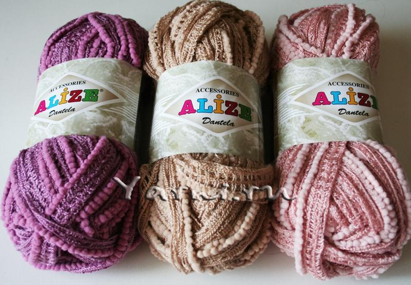 Пряжа для вязания шарфа как сделать правильный выбор?