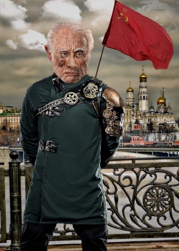 За силовыми акциями в Киеве стоит Путин. Пришло время призвать к ответу крестного отца, - Саакашвили - Цензор.НЕТ 9579